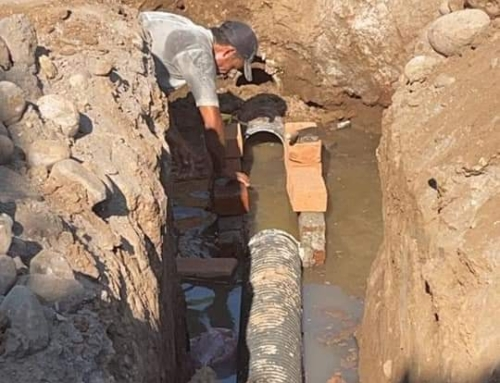 Rehabilita Ayuntamiento de Armería drenaje en la colonia Linda Vista.