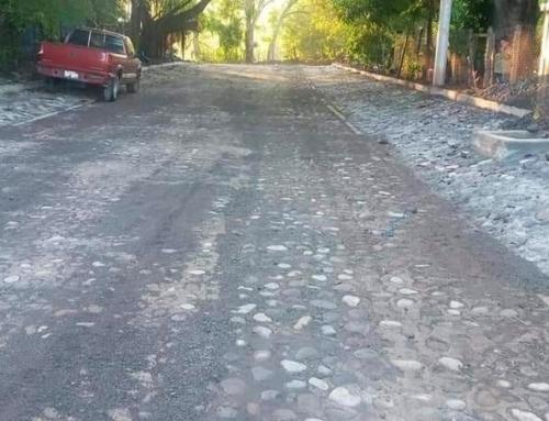 Continúa Ayuntamiento realizando obras en el municipio.